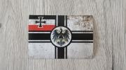 Reichskriegsflagge II - 10 Aufkleber