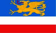 Hansestadt Rostock - Fahne 90x60cm