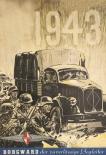 Wehrmacht LKW - Blechschild II