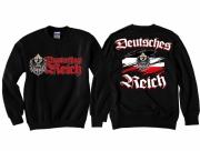 Deutsches Reich - Pullover schwarz