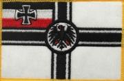 Reichskriegsflagge - Aufnäher