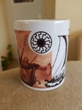Wikinger und schwarze Sonne - 4 Tassen