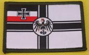 Reichskriegsflagge - Aufnäher II