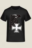 Reichsadler Eisernen Kreuz III - T-Shirt