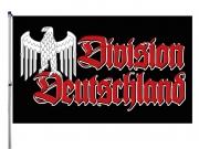 Deutschland Reichsadler Division - Fahne 150x90 cm