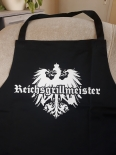 Reichsgrillmeister II - Grillschürze/Kochschürze