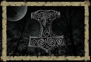 Thorhammer - Fahne