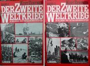 Der Zweite Weltkrieg in Bildern und Tatsachenberichten - Band 1 & 2(Zustand wie neu)