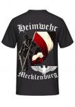 Heimwehr Mecklenburg(Wunschname möglich) - T-Shirt