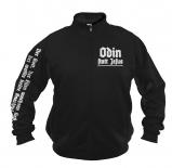 Odin statt Jesus - Jacke schwarz
