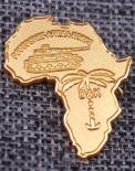 Deutsches Afrika Korps - Anstecker