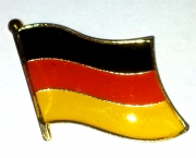DDR 1949–1959 Flagge/BRD Flagge - Anstecker