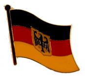 Deutschland mit Adler - Anstecker