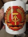 DDR II - 4 Tassen