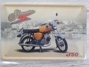 Simson S50 - Blechschild