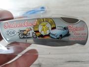 DDR Ostdeutschland - Heimat kann man nicht kaufen - Taschenmesser