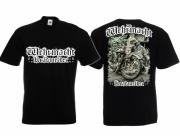 Kradmelder der Wehrmacht - T-Shirt schwarz