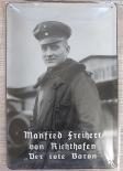 Manfred von Richthofen - Blechschild