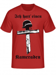 88 Flak Balkenkreuz T-Shirt