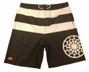 Schwarze Sonne - Kurze Hose/Badehose
