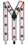 Eiserne Kreuze II SWR - Hosenträger