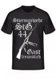 Sturmgewehr StG 44 - Gastfreundlich - T-Shirt