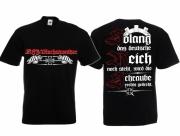 KFZ-Mechatroniker - Die Schraube wird rechts gedreht - T-Shirt schwarz