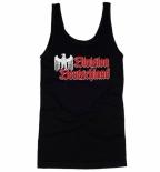 Division Deutschland Reichsadler - Muskel-Shirt schwarz