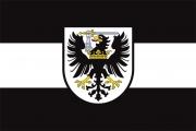Westpreussen - Flagge/Fahne 90x150 cm