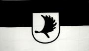Ostpreußen Landsmannschaft - Flagge/Fahne 90x150cm