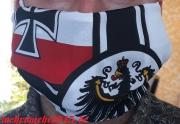 Reichskriegsflagge - Tuch/Maske