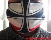 Reichskriegsflagge 1933–1935 - Tuch/Maske