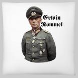 Erwin Rommel - Kissen
