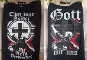 Opa war Soldat, kein Verbrecher! Gott mit uns Wehrmacht Soldat ! - T-Shirt