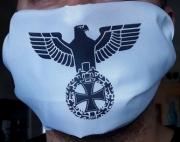Reichsadler - Tuch/Maske