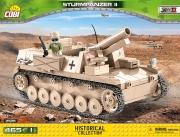 Cobi 2528 Sturmpanzer II 15-cm-sIG 33 - Bausatz