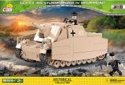 Cobi 2514 Sturmpanzer IV Brummbär - Bausatz