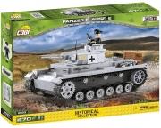 Cobi 2523 Panzerkampfwagen IV E - Bausatz