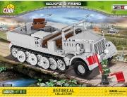 Cobi 2522 Sdkfz.9 FAMO - Bausatz