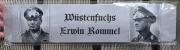 Erwin Rommel VI - Blechschild