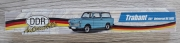 DDR Trabant 601 II - Zollstock 2m