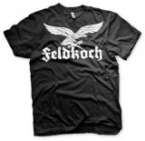 Feldkoch - T-Shirt schwarz