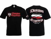 Krieger des Erzgebirges - T-Shirt schwarz