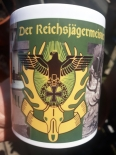 Reichsjägermeister - Carinhall - Tasse
