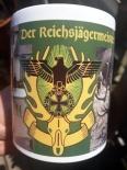 Reichsjägermeister - Carinhall - 4 Tassen