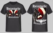 Heimwehr Deutschland - T-Shirt