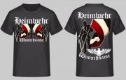 Heimwehr (Wunschname) - T-Shirt