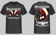 Heimwehr Mecklenburg - T-Shirt