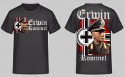 Erwin Rommel - T-Shirt