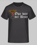 Opa war der Beste - T-Shirt